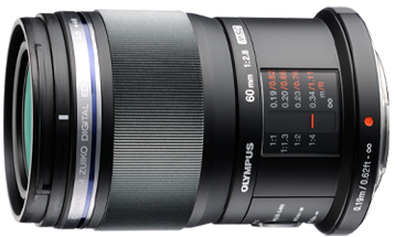 Product Image - Olympus M.Zuiko ED 60mm f/2.8 Macro