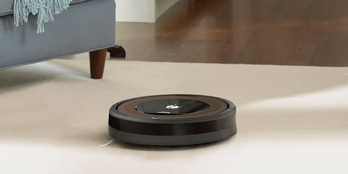 The New Roomba 690 And 890 Feature Amazon Alexa