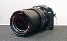 The Sony Cyber-shot RX10