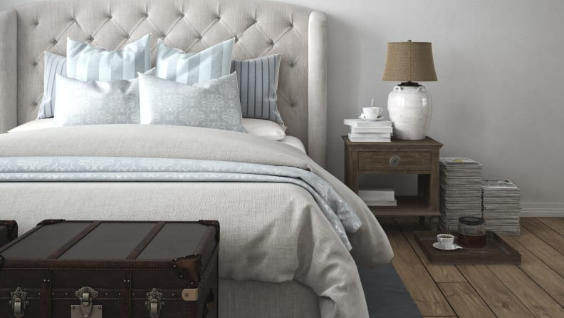 Make-the-bed