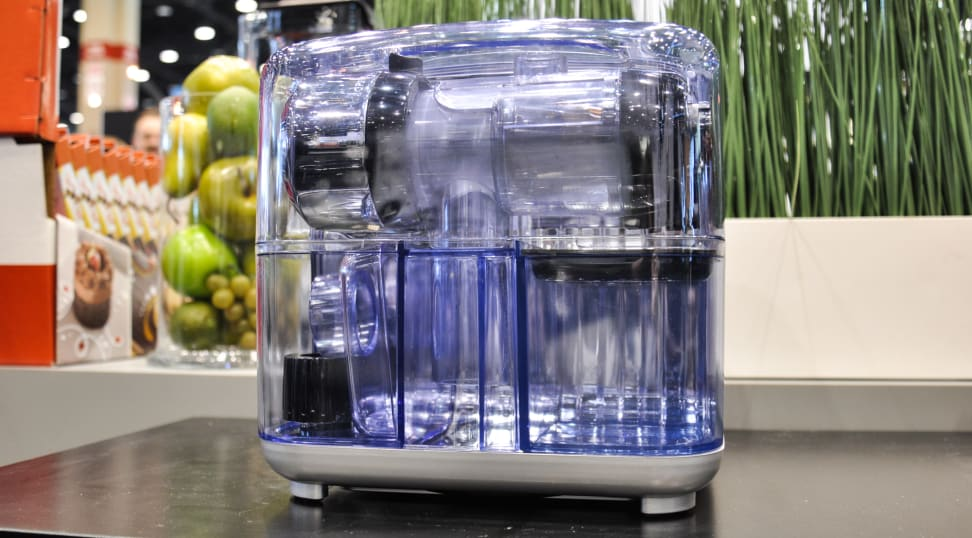 The Omega Juice Cube