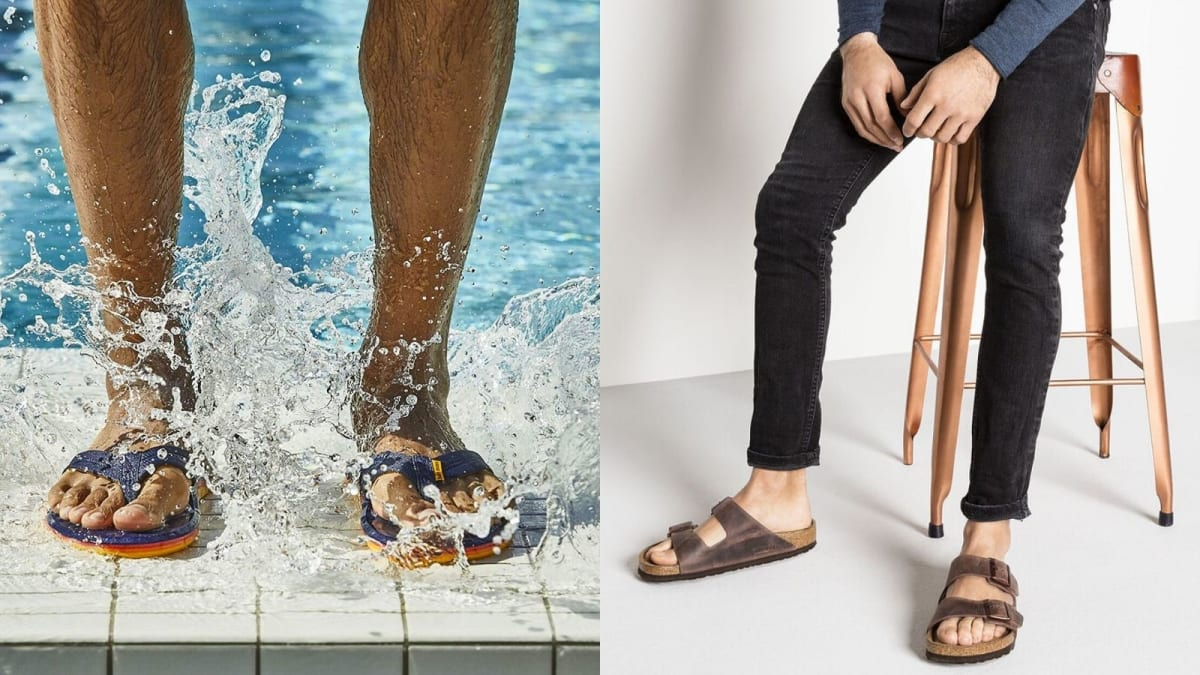 11 men's sandals you can wear everywhere this summer