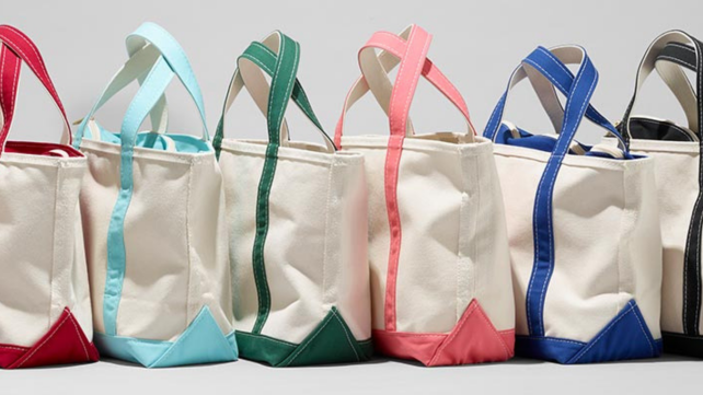 Gifts for new parents 2019: LL Bean Tote