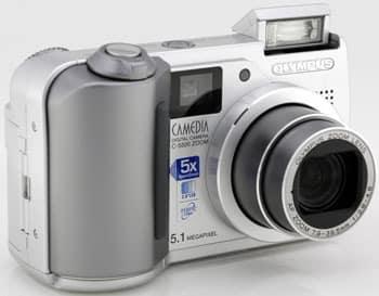 Product Image - Olympus C-5500