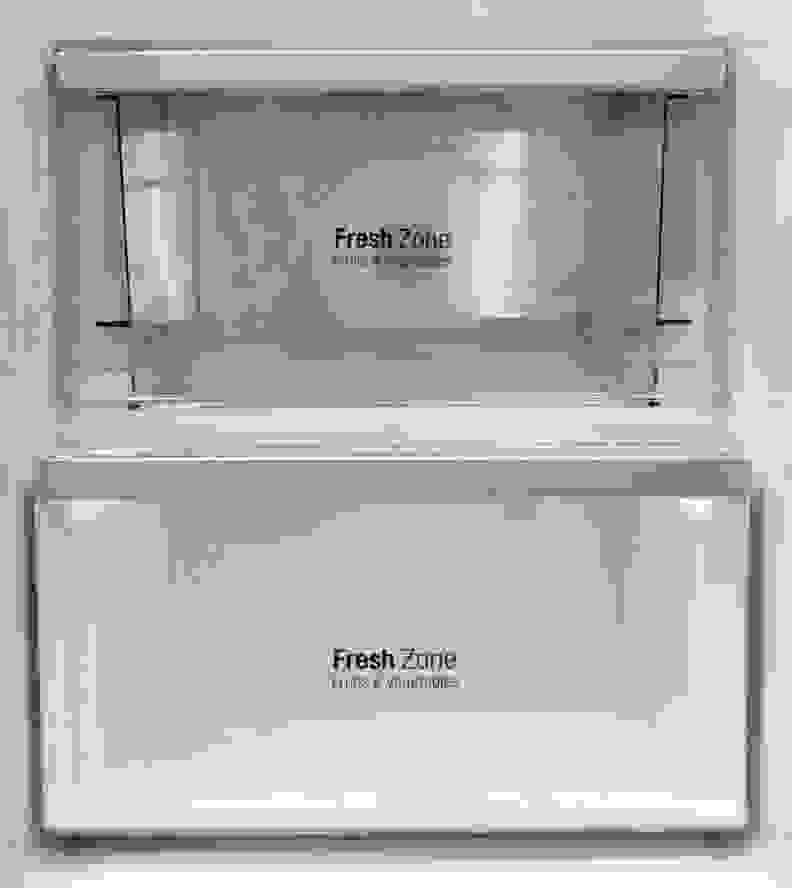 Crisper drawers 2