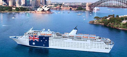 Product Image - P & O Cruises Australia Pacific Sun