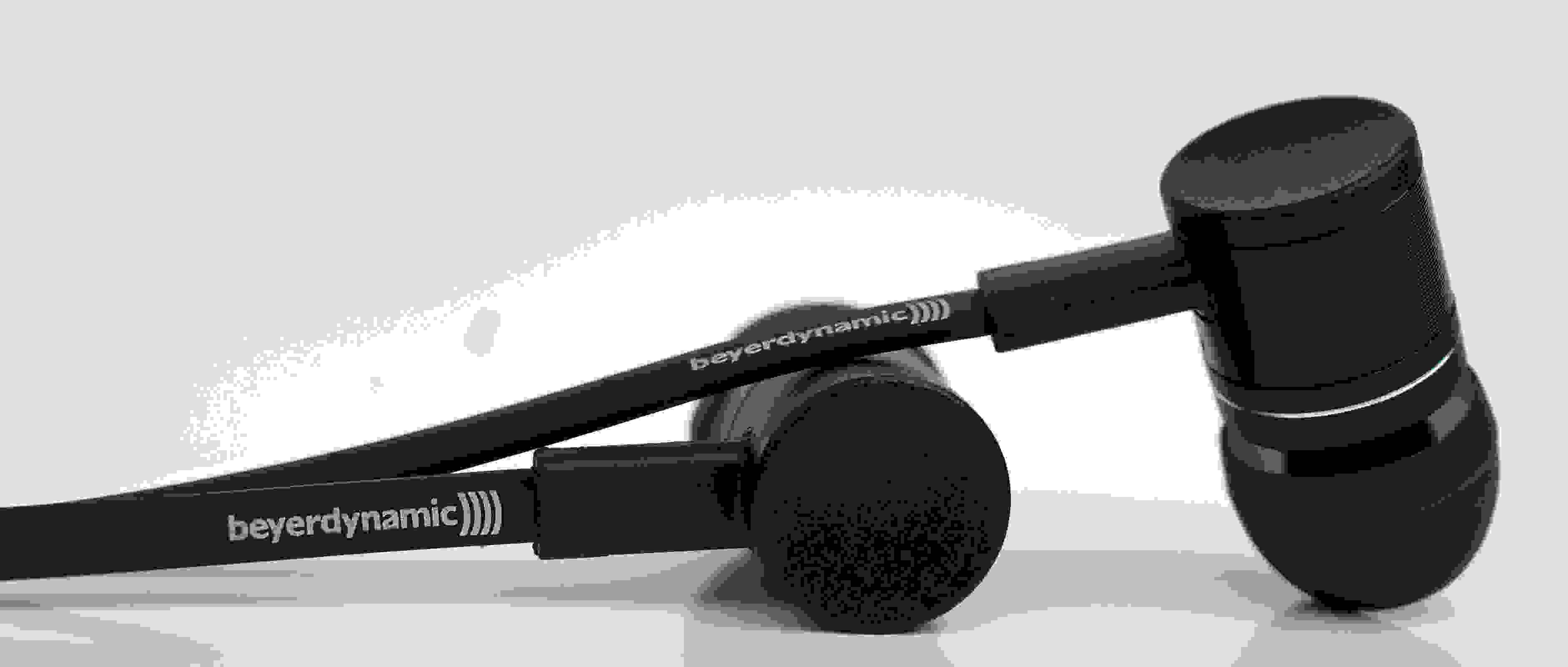 The Beyerdynamic DX 120 iE in-ear headphones