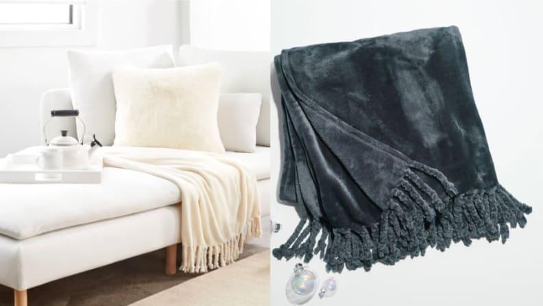 Bliss Throw Blanket