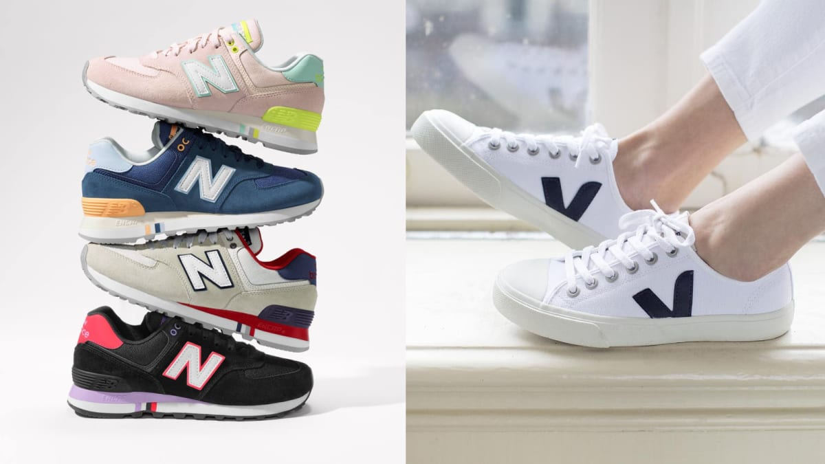 most trendy sneakers