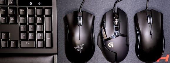 Gaming mouse hero