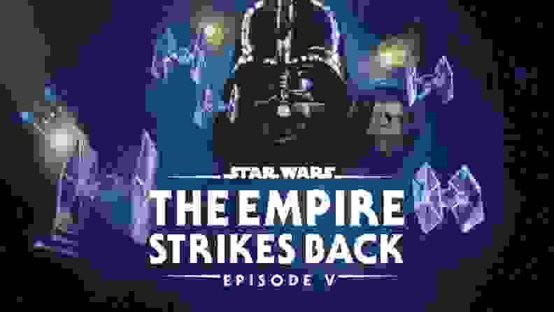 Disney+ Empire Strikes Back
