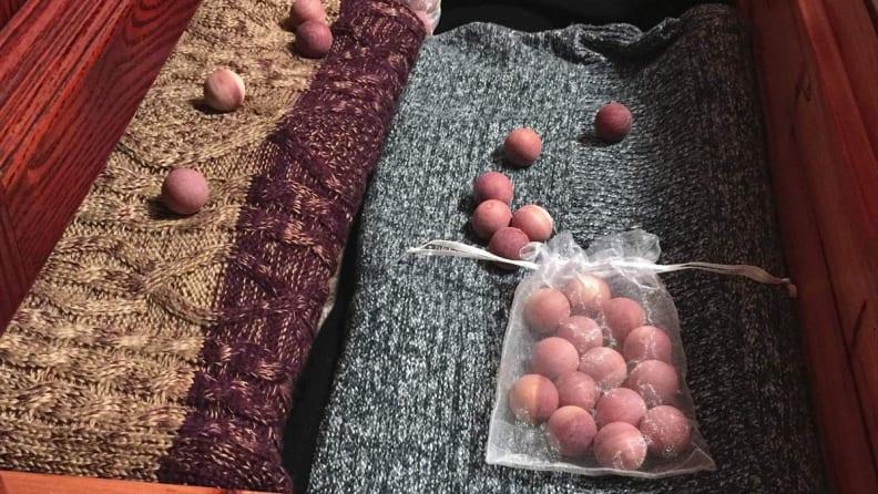 Cedar Balls