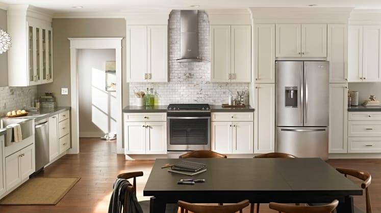 Kitchen Suite Whirlpool unveils new smart kitchen suite at ces 2016 reviewed smart kitchen appliances join whirlpools line of smart washers workwithnaturefo