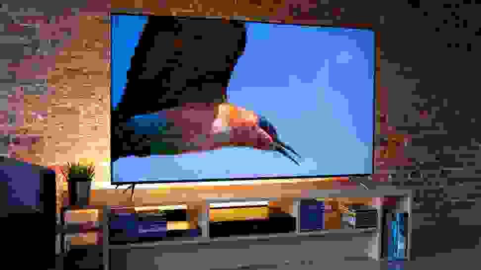 Vizio P-Series Quantum X With HDR Content 2