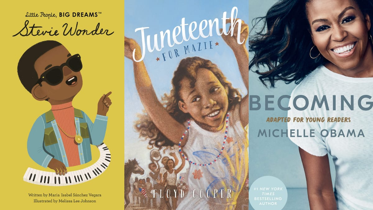 19 kids' books about Black heroes just in time for Juneteenth