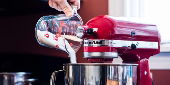 Best Stand Mixer: KitchenAid Artisan 5-Quart Stand Mixer