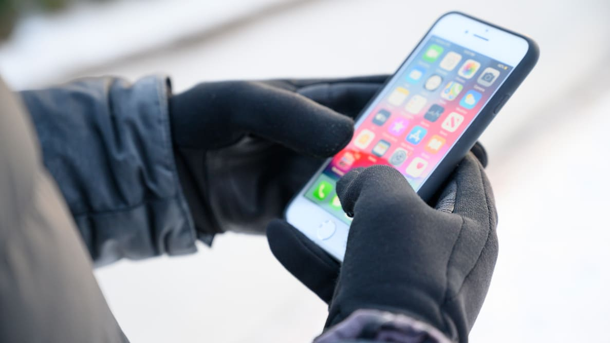 These are the best touchscreen gloves money can buy.