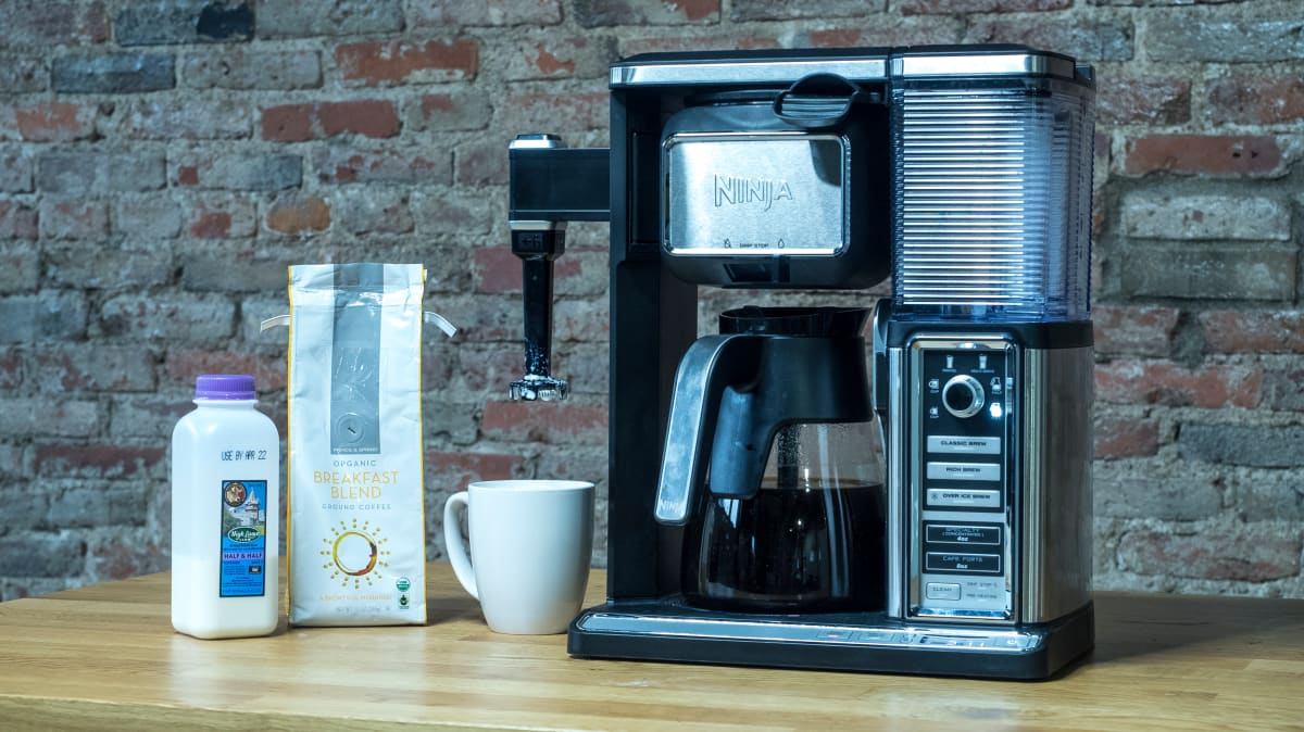 Ninja Coffee Bar Review: is this 3-in-1 better than a Keurig? - Reviewed