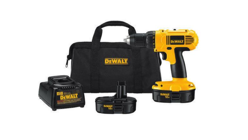 DeWalt Drill Kit