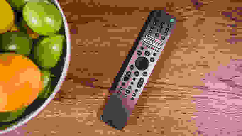 Sony A90J OLED TV - Premium Remote Control