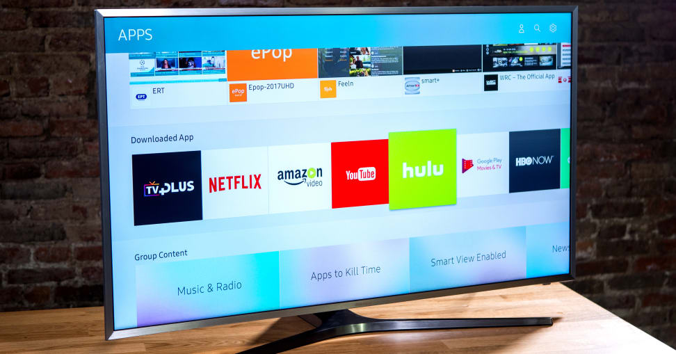 Samsung MU7000 Series TV Review - Reviewed Televisions