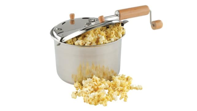Whirley Pop Porcorn Maker