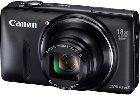Product Image - Canon PowerShot SX600 HS