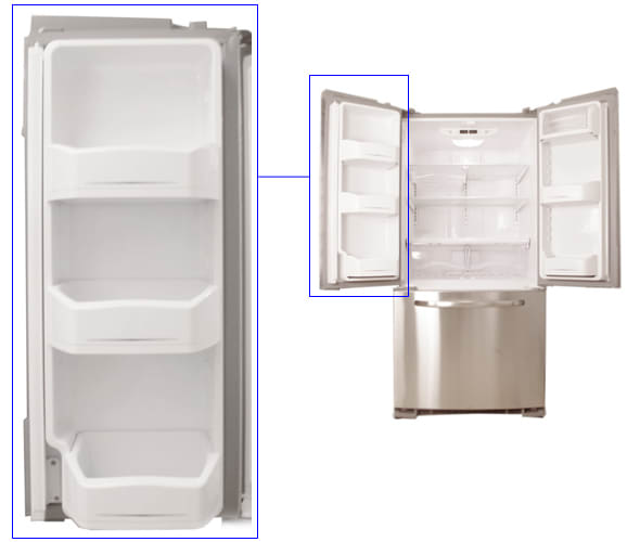 Ge Gfss2hcyss 22 0 Cu Ft French Door Refrigerator Review