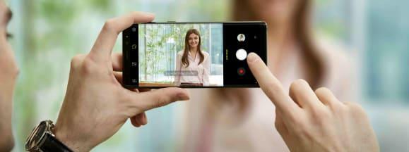 Samsung galaxy note 8 camera hero