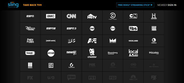 Sling TV wants to give you a free gift if you sign up - Reviewed