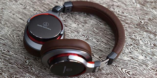 Best Headphones: Audio-Technica ATH-MSR7