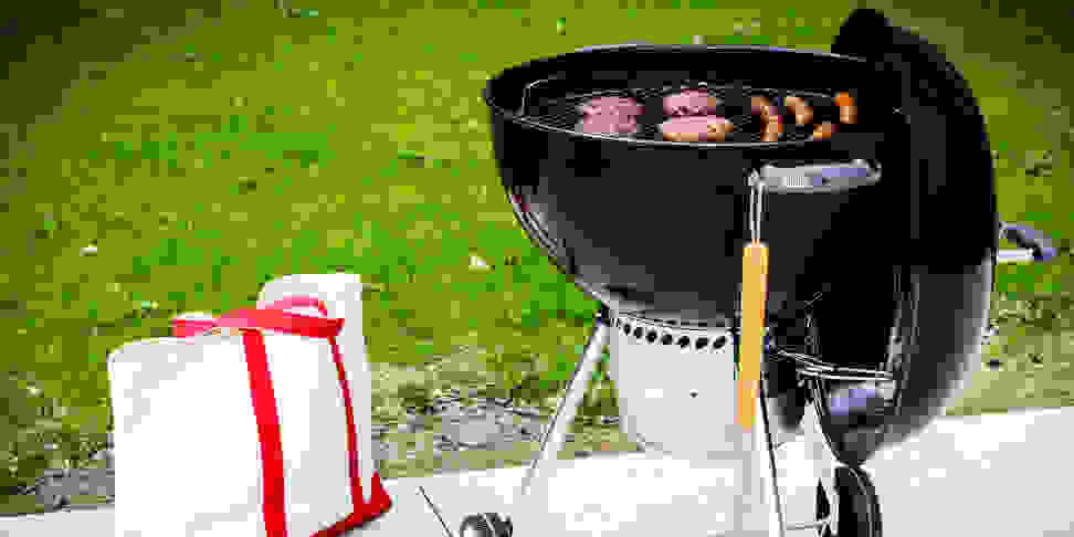 Weber 22 inch kettle grill