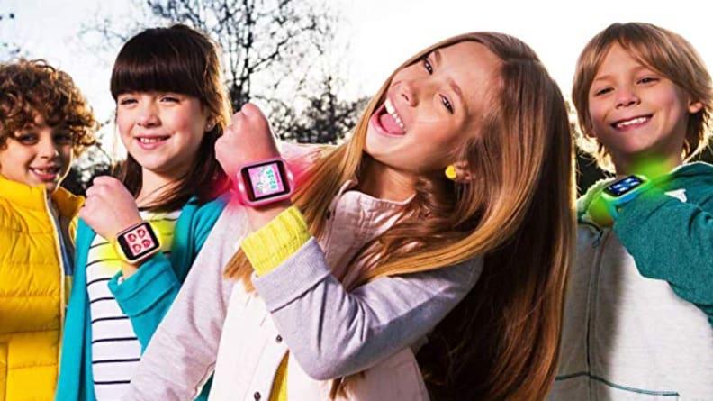 V Tech Glow Smart watch