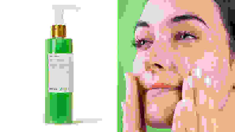 CBD Jelly Anti-Blemish Facial Cleanser