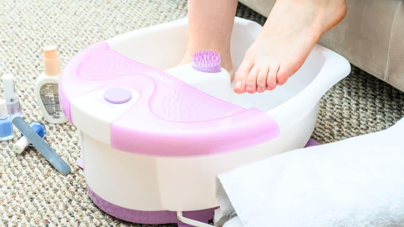 Conair Foot Spa/Pedicure Spa