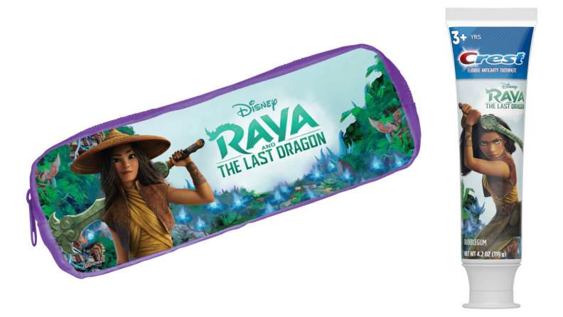 Raya toothbrush