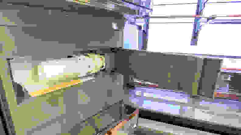 GE Cafe CVE28DM5NBS5 Water Filter