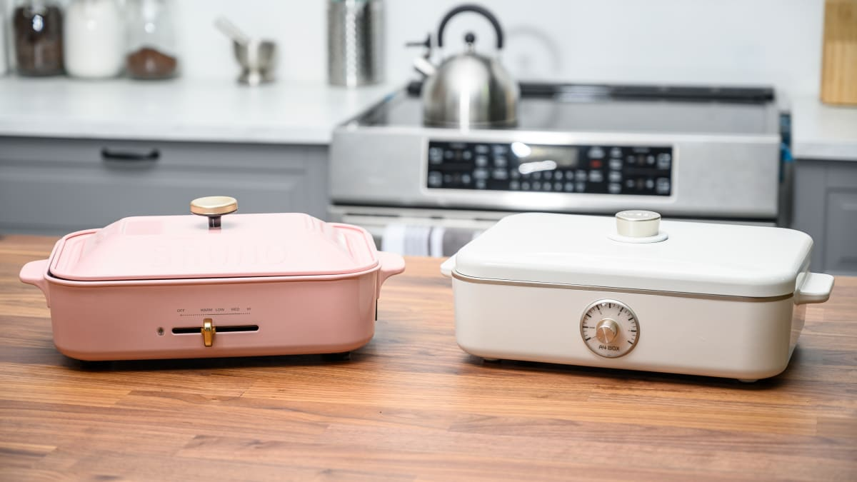 These gorgeous portable cooktops are the perfect gift for people who love to cook