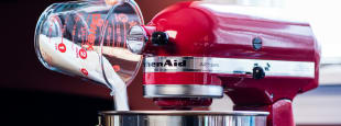 Kitchenaid mixer hero