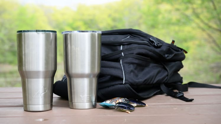 27af4f63291 Walmart vs. Yeti: Which tumbler is better? - Reviewed Home & Outdoors