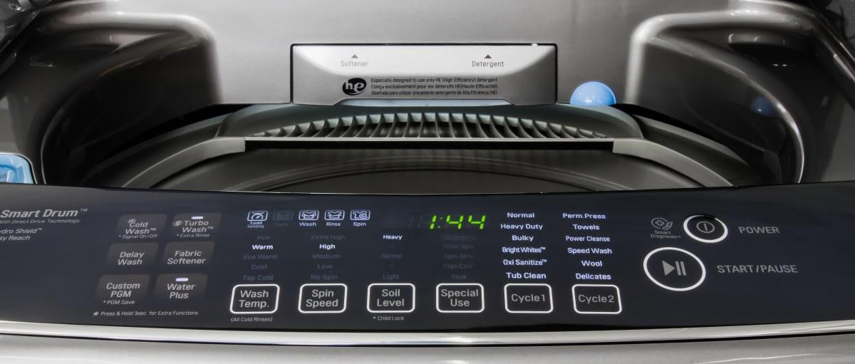 Lg Wt1701cv Washing Machine Review Reviewed Com Laundry