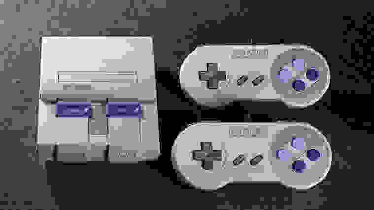 Nintendo SNES Classic