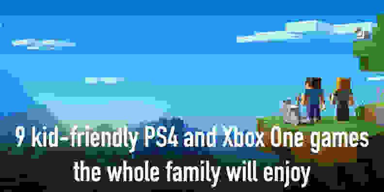 Kid Friendly Games