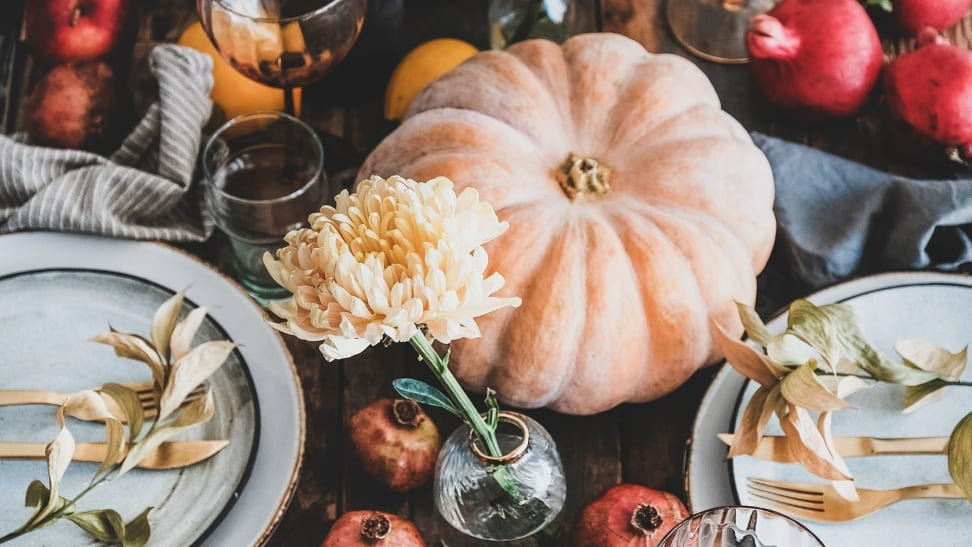 Hosting an entirely vegetarian Thanksgiving is easier than you might think.