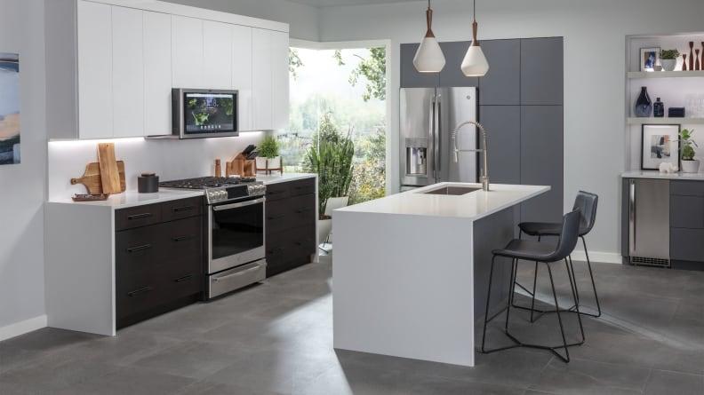 GE Kitchen Hub