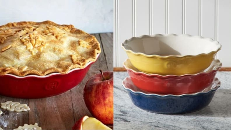Holiday Dinner: Pie Dishes