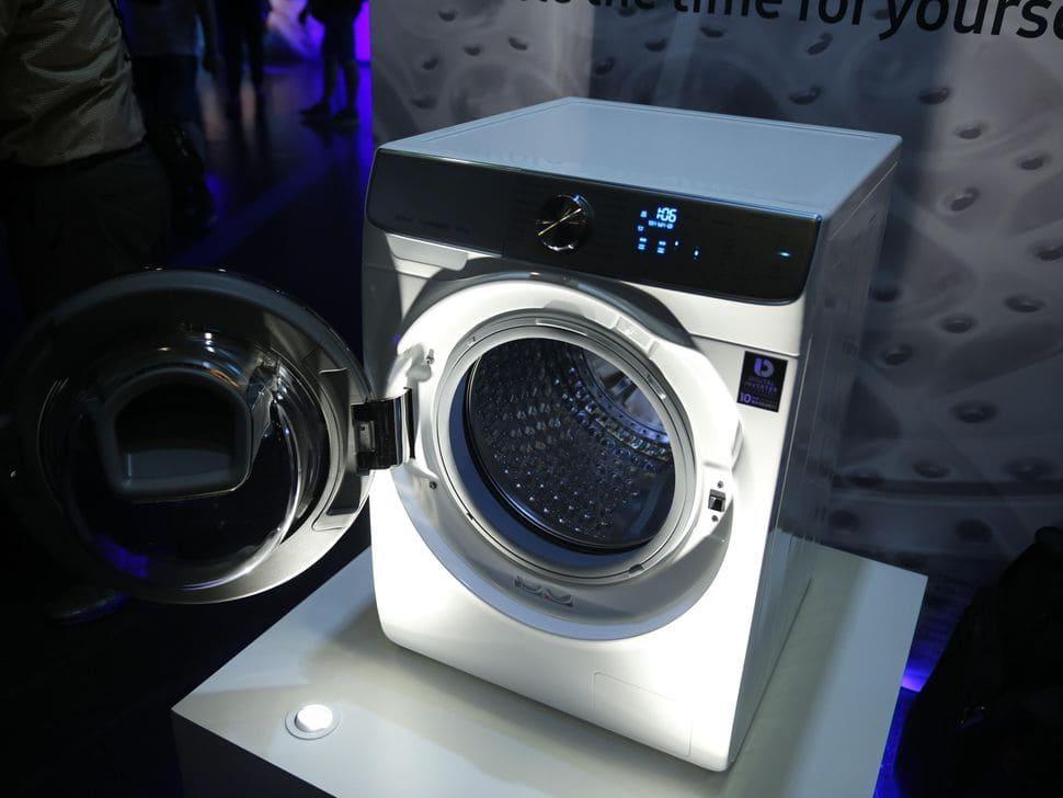 Samsung-Q-drive-washer