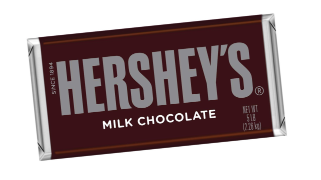 Best candy bar Hershey's
