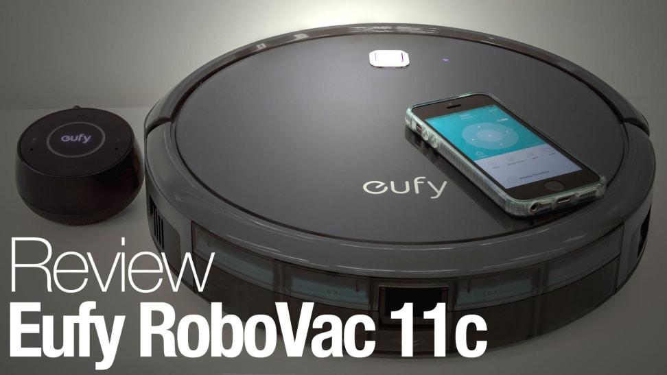 Product Image - Eufy RoboVac 11c