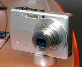 Product Image - Casio Exilim EX-Z600